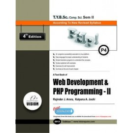 Web Development & PHP Programming - II