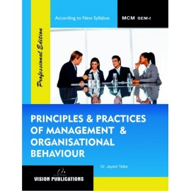 Principles and Practices of Management and Organisational Behaviour