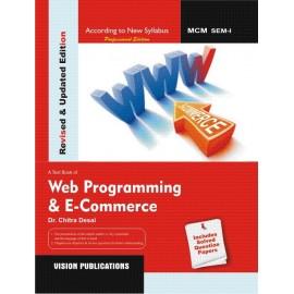 Web Programming & E-Commerce