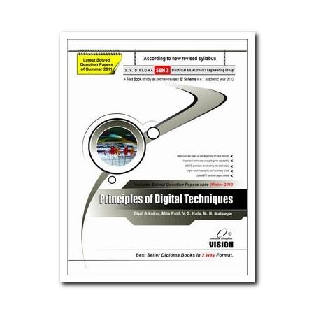 Principles of Digital Techniques