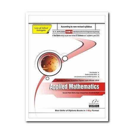 Applied Mathematics (Mechanical & Civil Group)