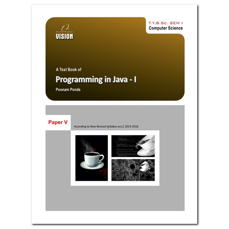 Programming in Java-I