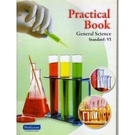 Practical Book General Science Std 6
