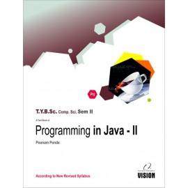 Programming in Java-II