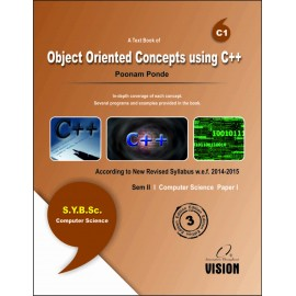 Object Oriented Concepts using C++
