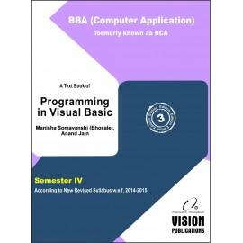 Programming in Visual Basics