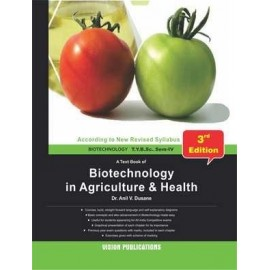 Biotechnology in Agriculture & Health