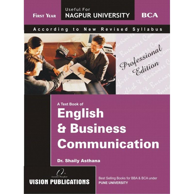 English & Business Communications