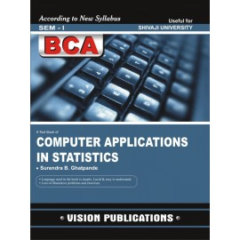 Computer Applications in Statistics
