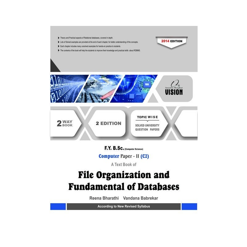File Organization and Fundamental of Databases