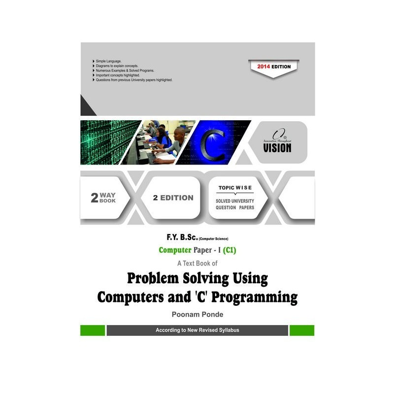 Problem Solving Using Computers and C Programming