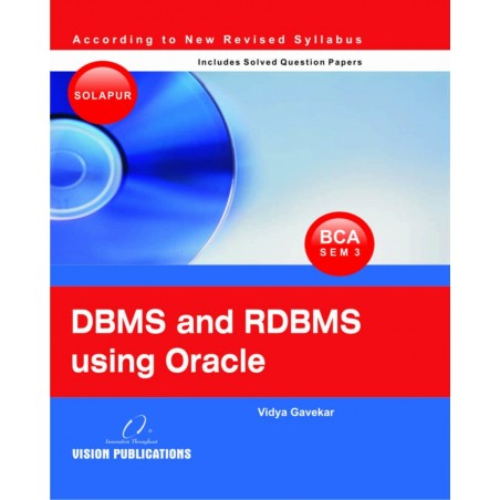 DBMS and RDBMS using Oracle
