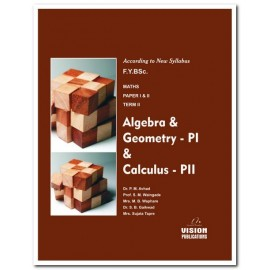 Algebra, Geometry & Calculus (Term II)