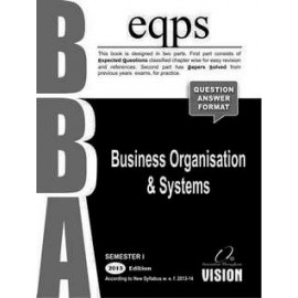 Business Organisation and Systems