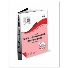 Principles & Practices Of Management & Organizational Behavior