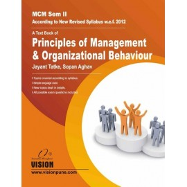 Principles of Management and Organizational Behaviour