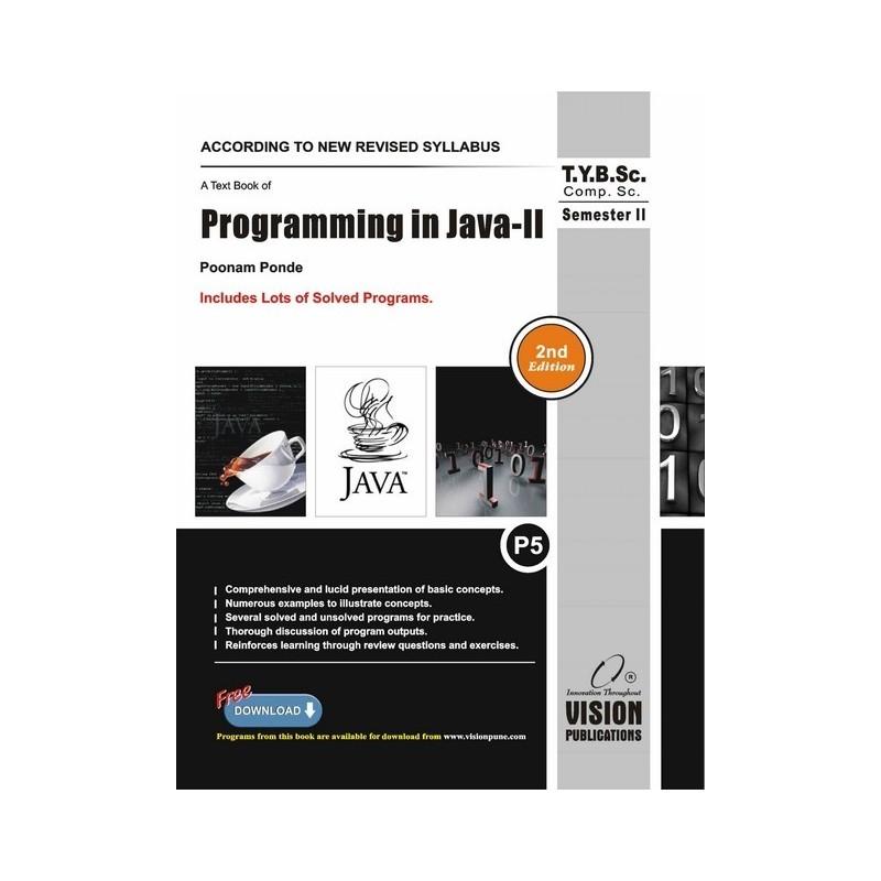 Programming in Java - II