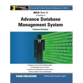 Advance Database Management System
