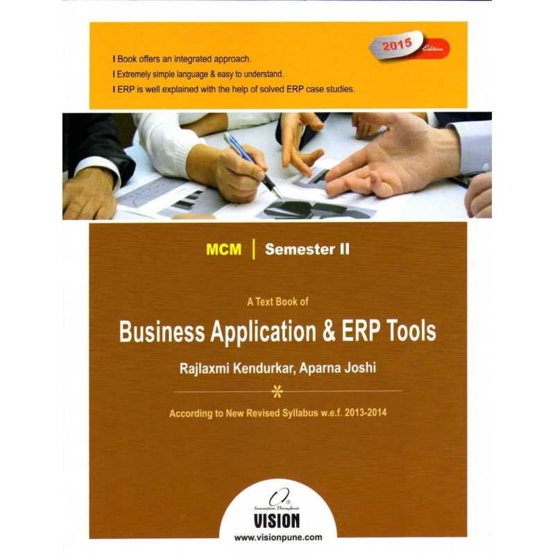 Business Application & ERP Tools