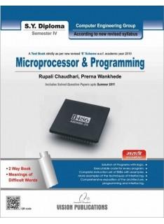 Microprocessor & Programming