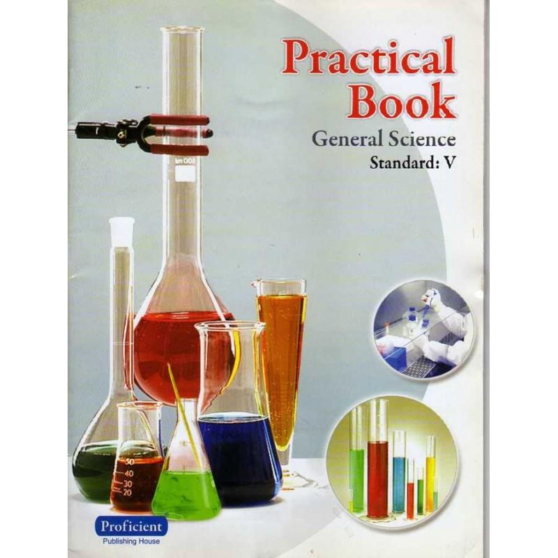 Practical Book General Science Std V