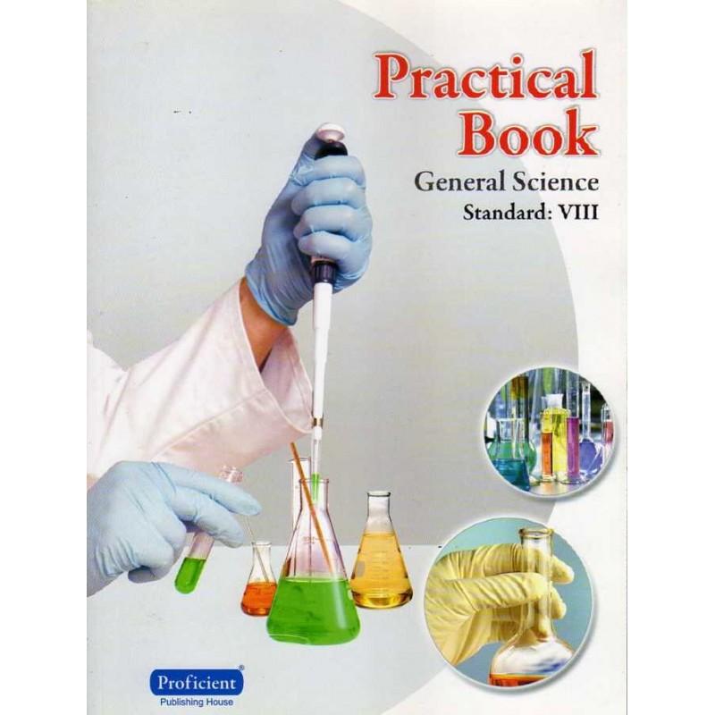 Practical Book General Science Std 8