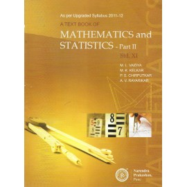 Mathematics and Statistics-Part II