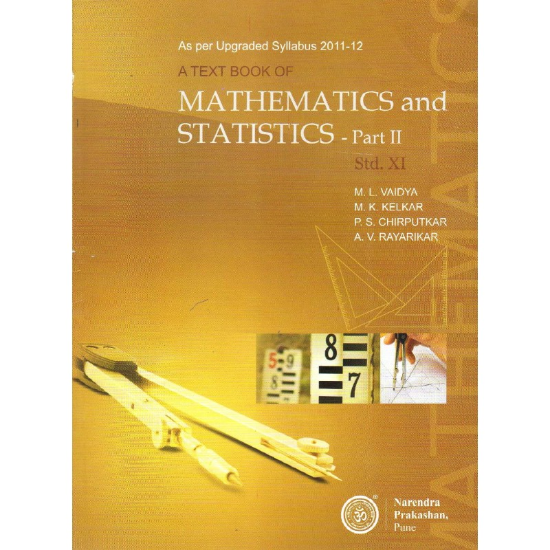 Mathematics and Statistics-Part II