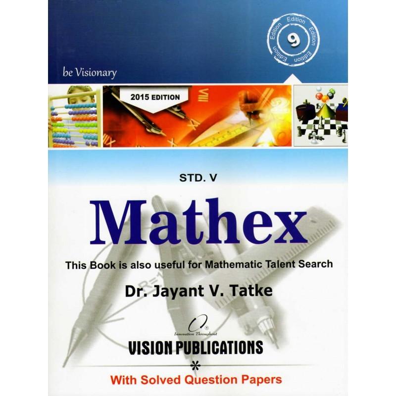 Mathex for 5th Std. (English)