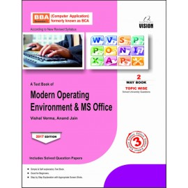 Modern Operating Environment & MS Office