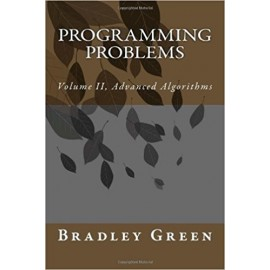 Programming Problems : Advanced Algorithms (Vol-2)