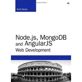 Node.js,MongoDB and AngularJS web development