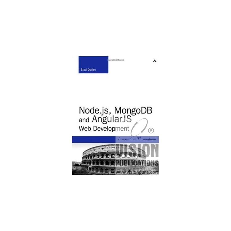 Node js,MongoDB and AngularJS web development