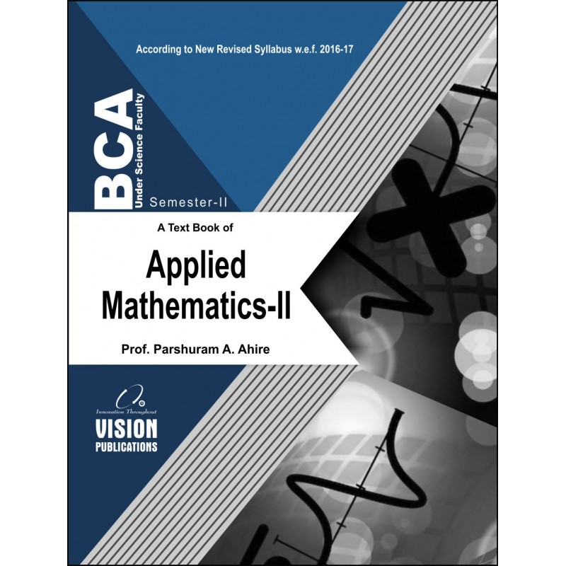 Applied Mathematics-II
