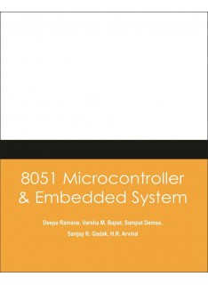 8051 Microcontroller and Embedded System