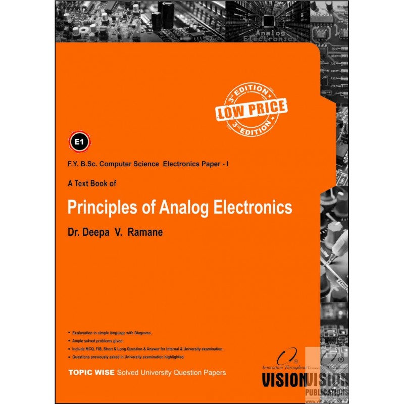 Analog Electronics Book