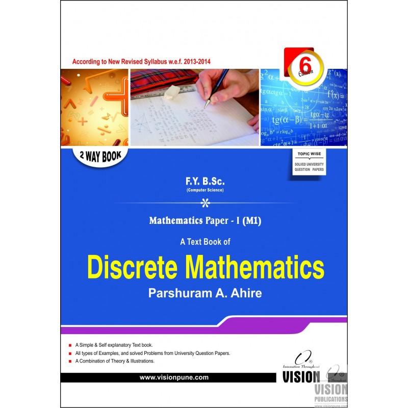 Discrete Mathematics - Vision Publications