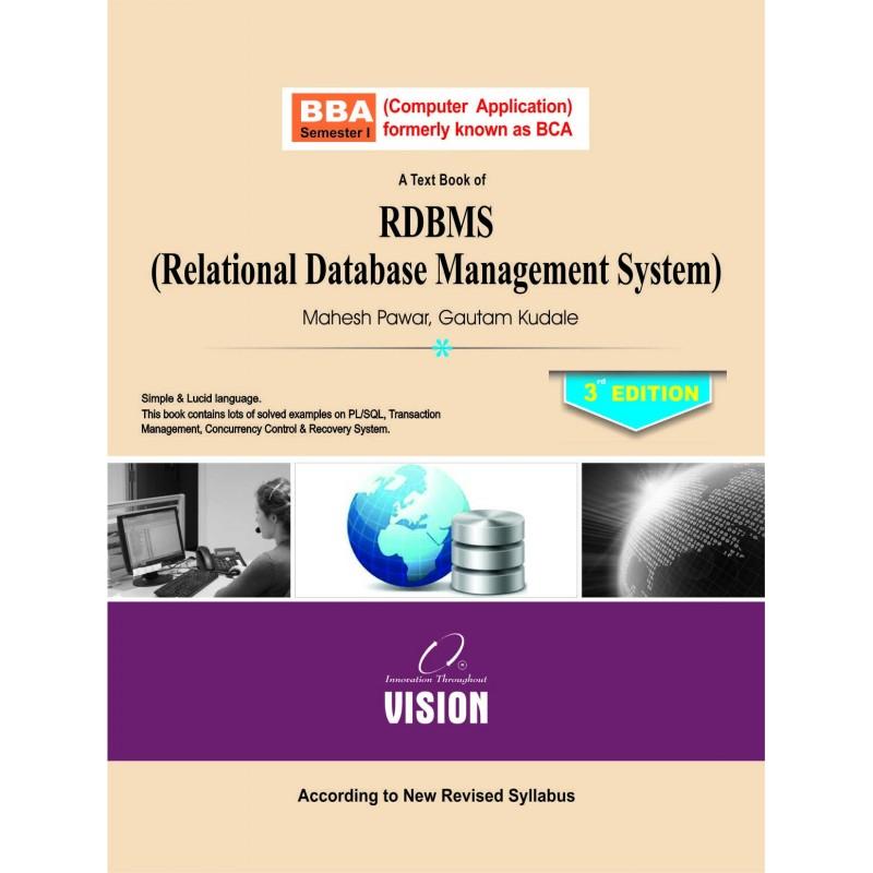 Relational Database Management System