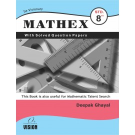 Mathex for 8th Std. (English)