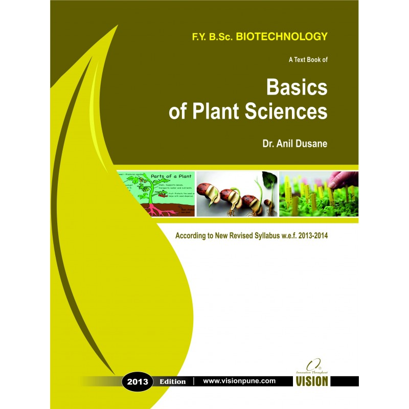 Basics of Plant Sciences