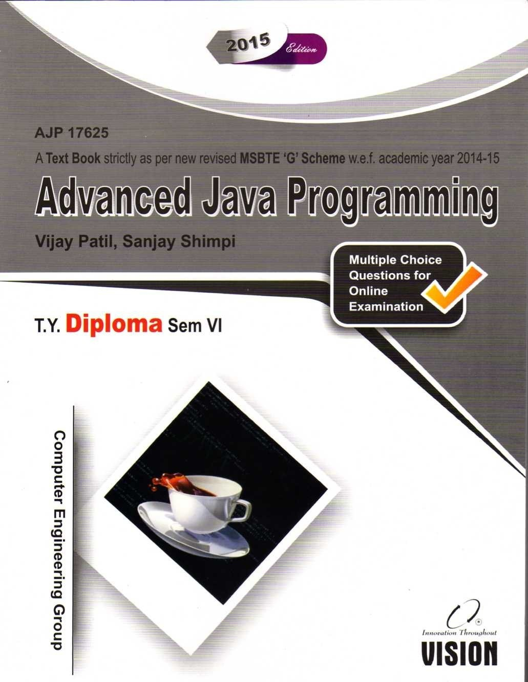Advanced Java Multiple Choice Questions And Answers Pdf Msbte