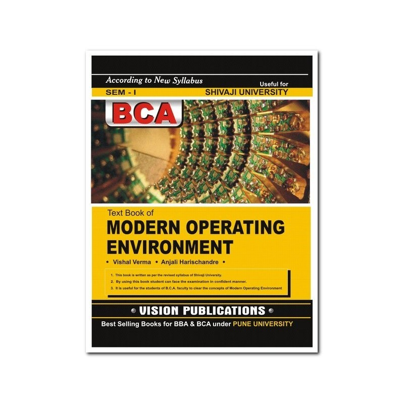 Modern Operating Environment