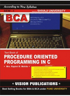 Procedure Oriented Programming in C