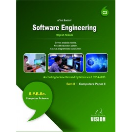 Second Year : Bachelor of Computer Science - Vision Publications