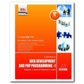 Web Development and PHP Programming - I
