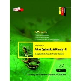 Animal Systematics & Diversity - II