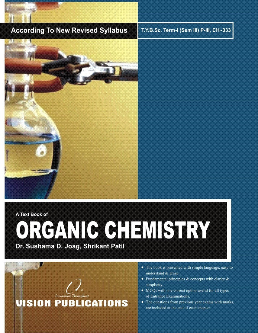 Organic Chemistry, ty bsc