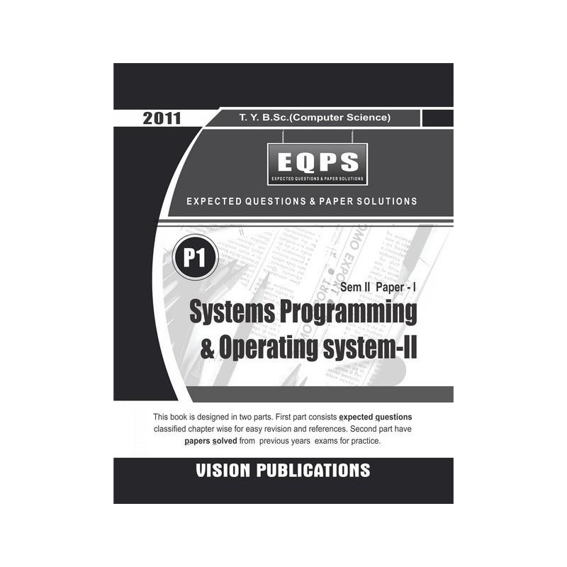 System Programming & Operating System - II