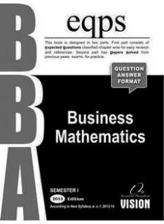 Business Mathematics