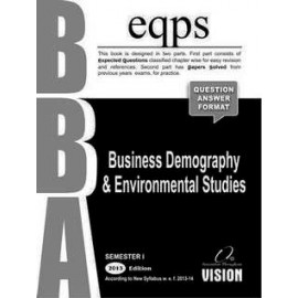 Business Demography and Environmental Studies
